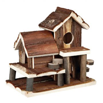 Pet Ting Natural Living Birte Hamster Mansion